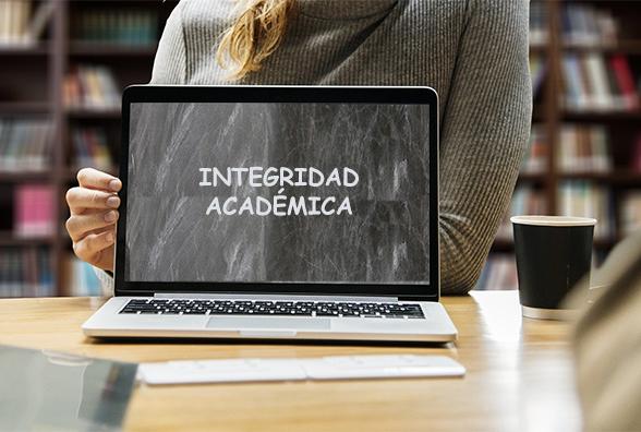 Integridad académica en contextos online